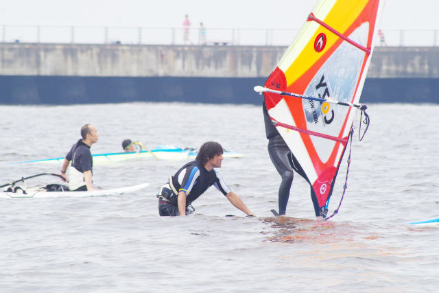 cozy windsurfing school ネット予約ならアソビュー