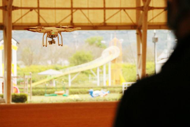 Future Dimension Drone Academy(フューチャーディメンションドローンアカデミー) (津山・美作三湯・蒜山 ドローン)の「【岡山・ドローン】国内最大級のドローン育成ドームで練習!ドローン操縦体験」の画像