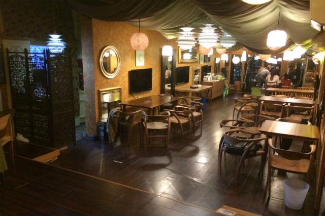 BBQ Lounge CRIB(バーベキュー...