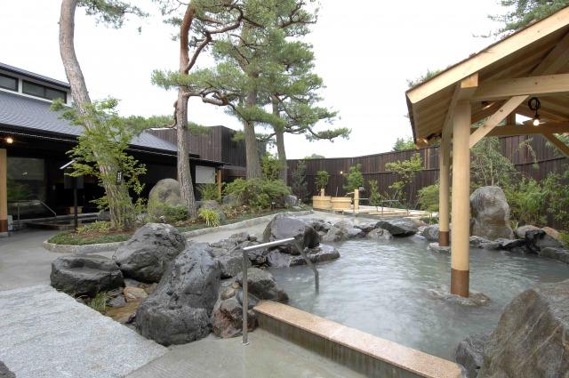 上方温泉 一休 京都本館(城陽市)の画像