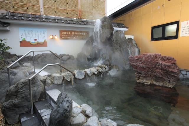 湧出天然温泉 くつろぎの郷 湯楽(住之江区(大阪市)・コスモスクエア・南港)の画像