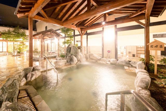 岩塩温泉 和らかの湯(尼崎市)の画像