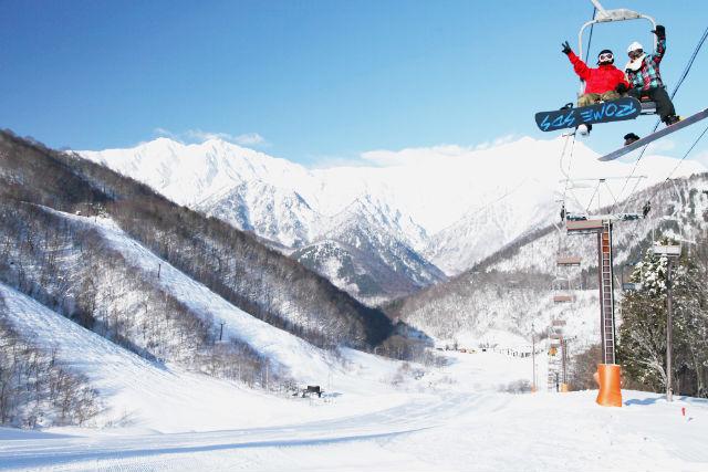鹿島槍スキー場|割引チケット・...